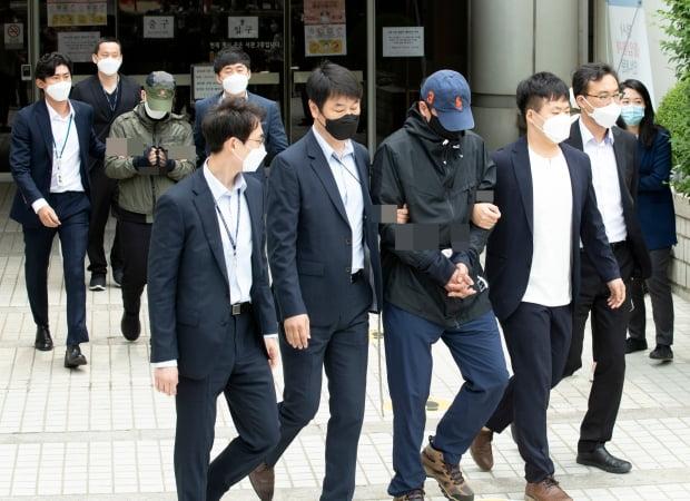 '박사방' 유료회원 2명 영장심사…범죄단체가입죄 첫 적용. 사진=연합뉴스