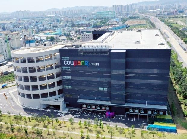 경기도 부천 쿠팡 물류센터./사진=연합뉴스