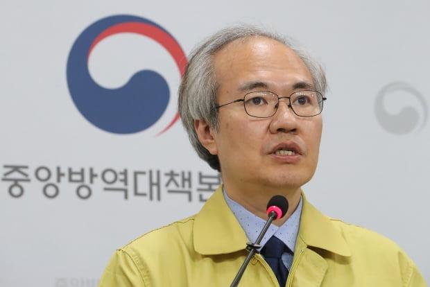 권준욱 부본부장. 사진=연합뉴스