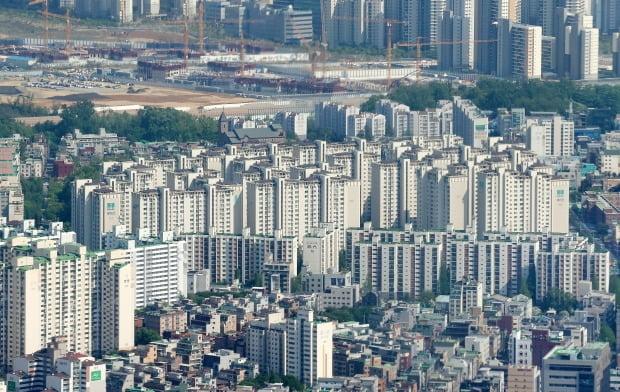 서울 아파트 전경(사진=뉴스1)