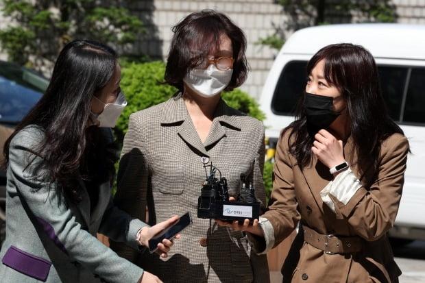 조국 전 법무부 장관의 부인 정경심 동양대 교수. [뉴스1]