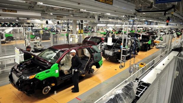 기아차 미국 조지아 공장에서 직원들이 자동차를 생산하고 있다. 사진=한국경제DB