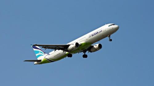 에어부산 AIRBUS 321-200항공기 사진
