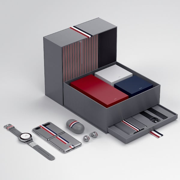 삼성 갤럭시 Z 플립 톰브라운 에디션/사진제공=삼성전자