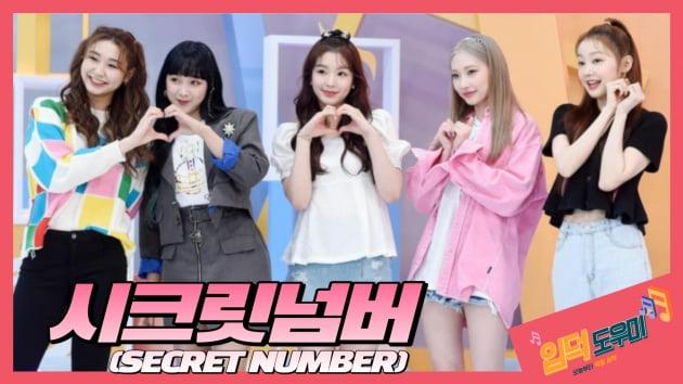 HK영상|시크릿넘버(SECRET NUMBER), 오늘도 예쁨예쁨~'활짝 핀 꽃미모'