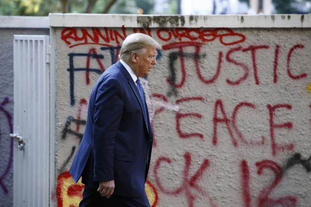도널드 트럼프 미국 대통령 [사진=AP 연합뉴스]