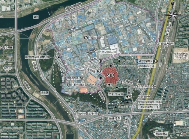 대전 대덕구 대화동2구역 재개발정비사업 사업시행계획 인가