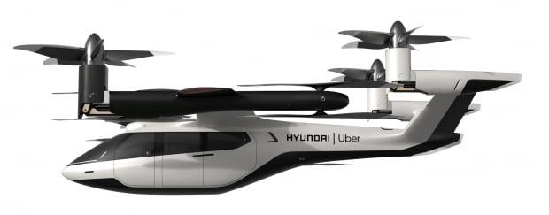 UAM을 위한 PAV 콘셉트 S-A1. 사진=현대차