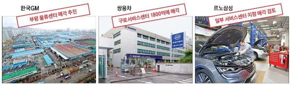 돈 급한 한국GM, 부평 물류센터 판다