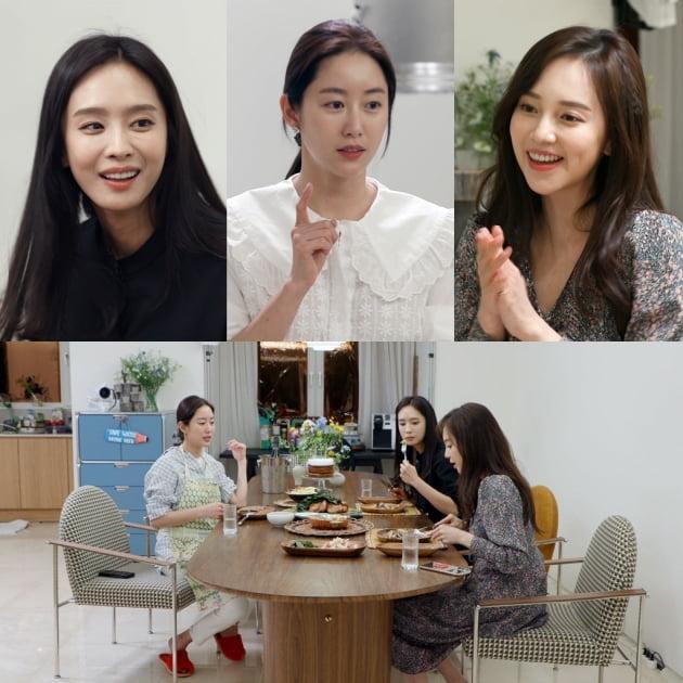 '편스토랑' 전혜빈 박정아 아유미