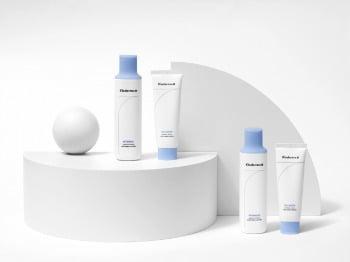 HK이노엔이 출시한 더마코스메틱 브랜드 '클레더마'의 제품들. HK이노엔 제공