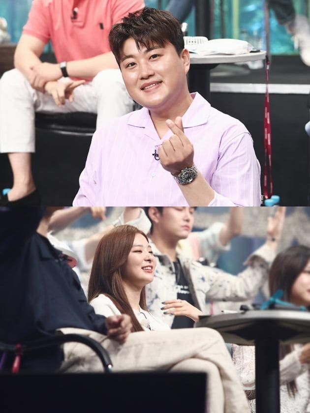 김호중, '복면가왕' 판정단 출격 /사진=MBC 제공