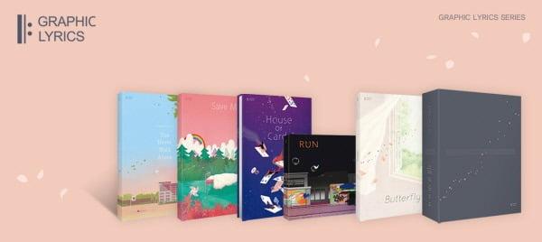 방탄소년단 음악 그림책으로 출간 / 사진 = 빅히트엔터테인먼트 제공