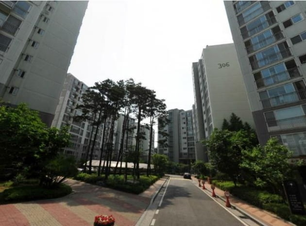 송파 파인타운3단지 중개업소 제공 사진