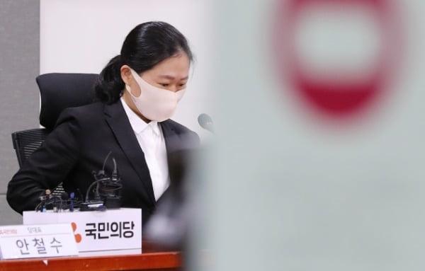 권은희 국민의당 원내대표 /사진=연합뉴스