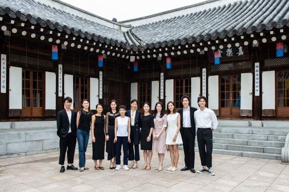 """한국을 빛내는 해외 무용 스타들 """"전우애 다지며 연습"""""""