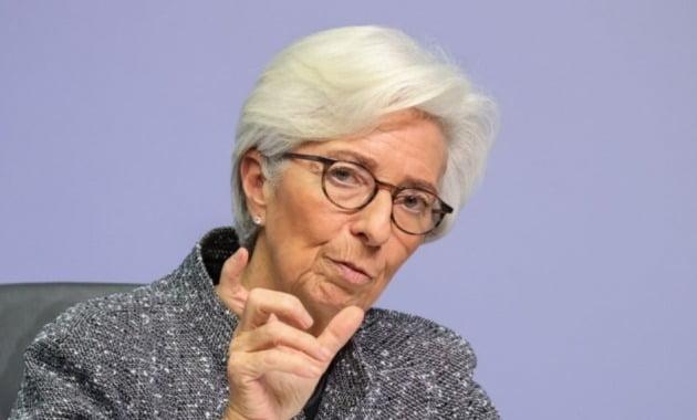 크리스틴 라가르드 ECB 총재 [사진=EPA 연합뉴스]