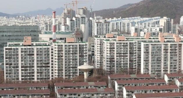 서울 노원구 일대의 아파트 단지 모습 [사진=연합뉴스]