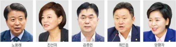 黨대표와 임기 분리 '가닥'…민주 최고위원 경선 '후끈'