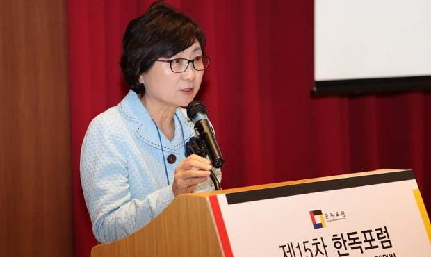 조기숙 이화여대 국제대학원 교수 /사진=조기숙 교수 페이스북