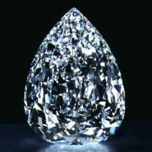 영국 왕실에 공급된 530.20캐럿짜리 다이아몬드. 페트라 다이아몬드 제공