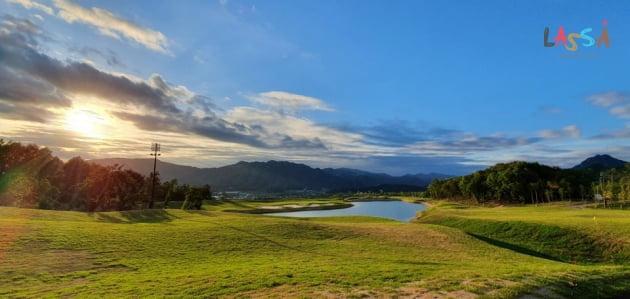 '신들의 땅'라싸 골프클럽 7월 1일 개장
