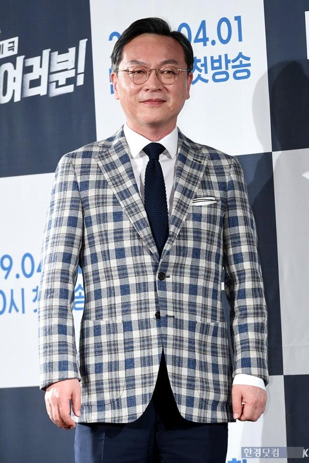 김의성, 김어준 대신해 '뉴스공장' 스페셜 DJ /사진=한경DB