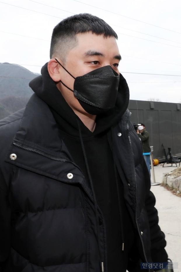 그룹 빅뱅 전 멤버 승리 /사진=한경DB
