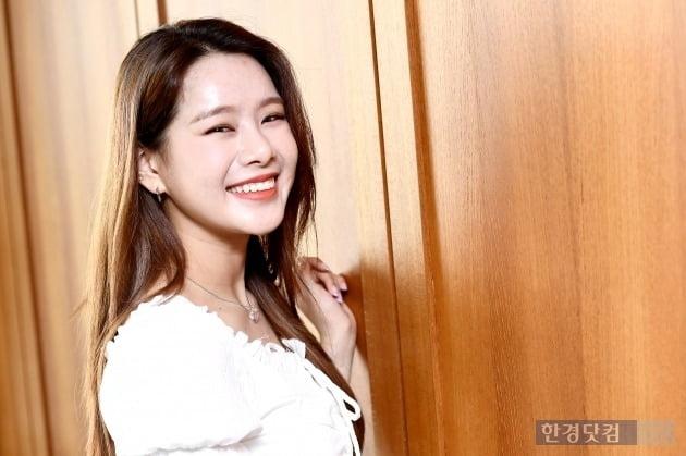 가수 나띠 인터뷰 /사진=변성현 기자