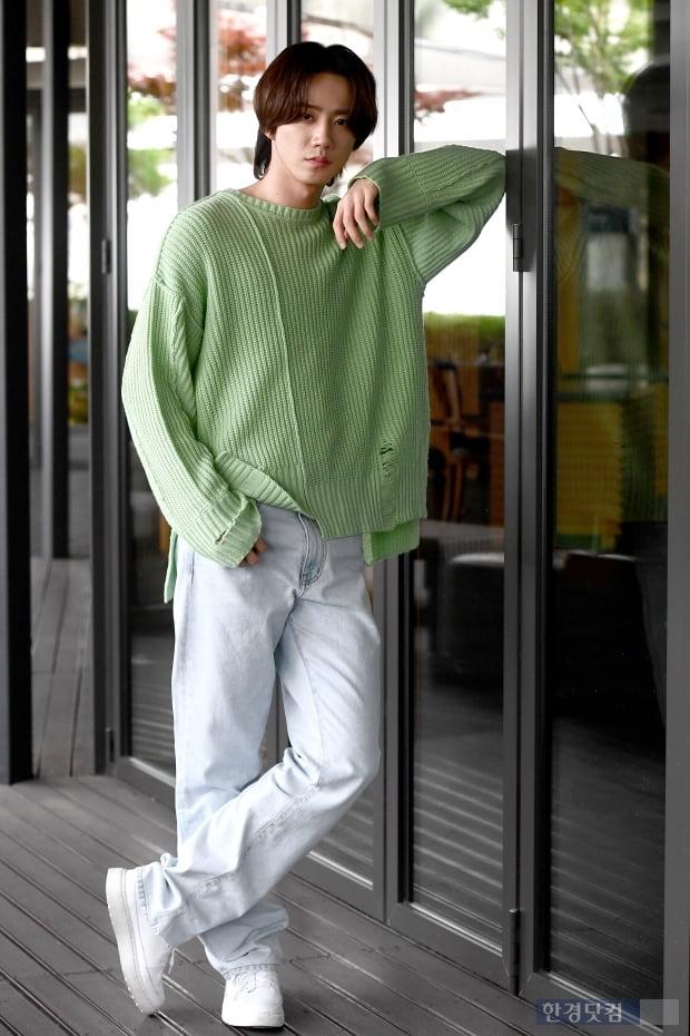 배우 이준영 인터뷰 / 변성현 한경닷컴 기자 byun84@hankyung.com