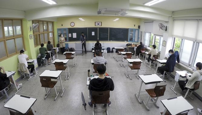 13일 지방공무원 9급 필기시험 실시… 24만명 응시, 자가격리자 자택 시험