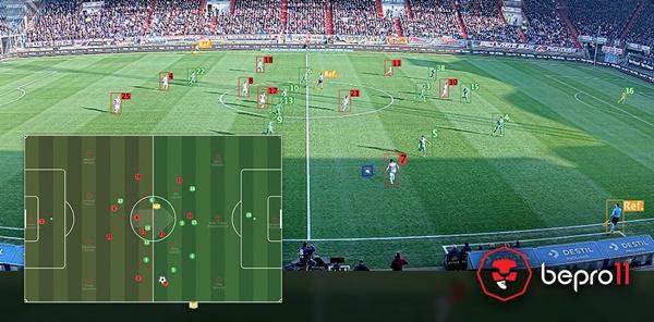 축구 분석 플랫폼 비프로일레븐, 한화 약 120억원 규모 투자유치