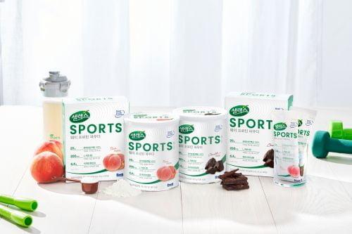 매일유업,  운동후 영양식 '셀렉스 스포츠 웨이프로틴파우더' 출시