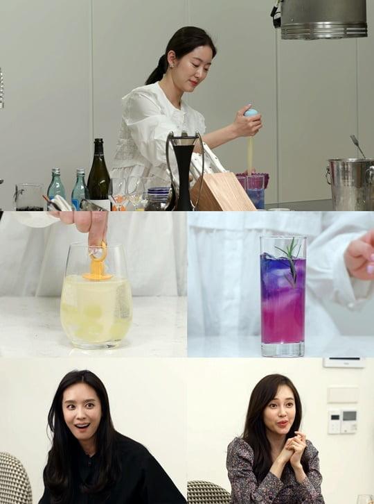 '편스토랑' 전혜빈 (사진=방송캡쳐)