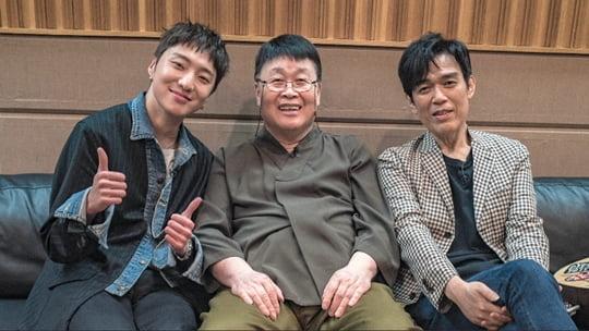 강승윤, 송창식(사진=YG엔터테인먼트)