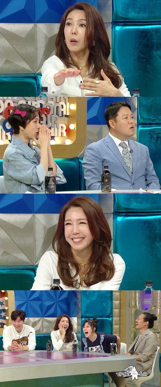 '라디오스타' 전수경 (사진= MBC 제공)