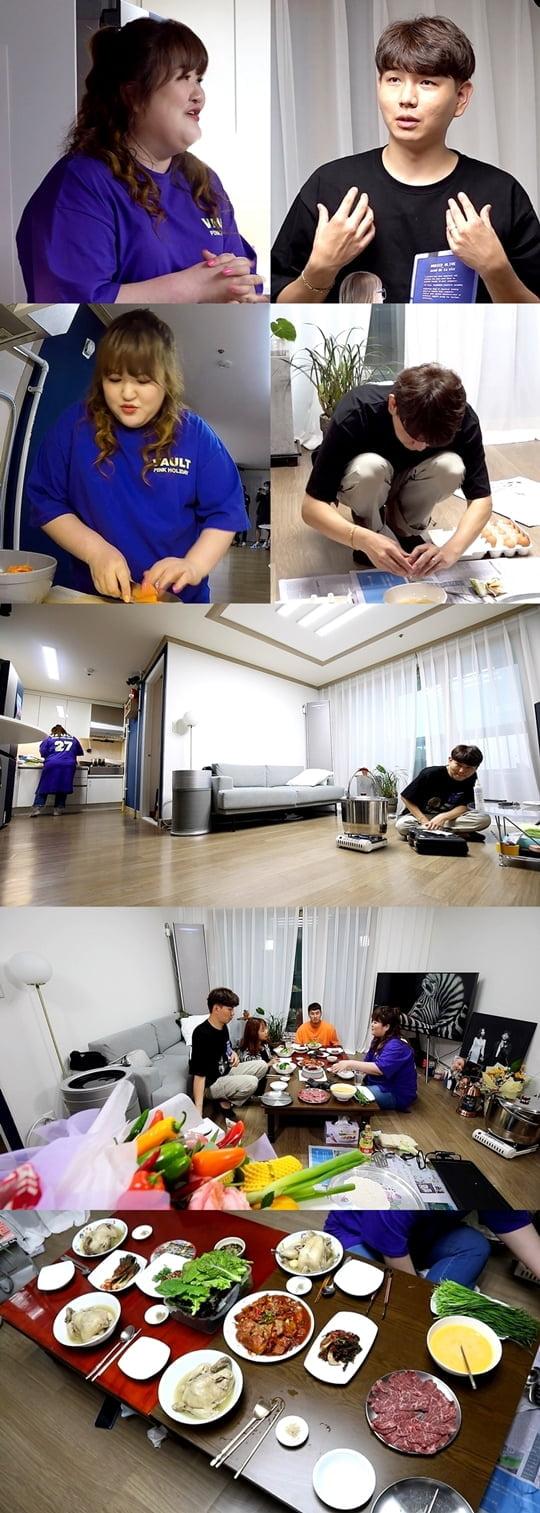 전참시 이국주 제이쓴 홍현희(사진=MBC '전지적 참견 시점')
