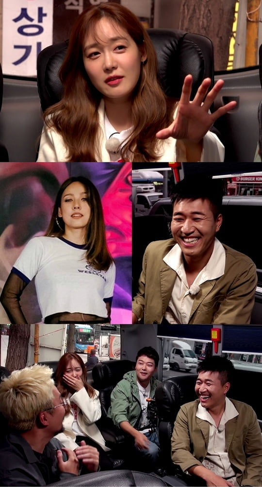 선녀들 성유리 김종민(사진=MBC '선을 넘는 녀석들-리턴즈')