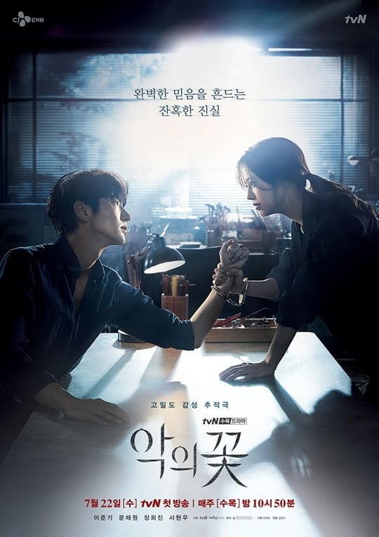 악의 꽃 (사진=tvN)