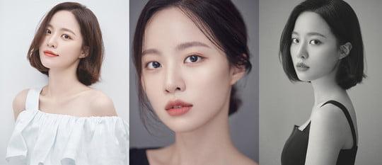배윤경, 새 프로필 사진 공개 (사진=럭키컴퍼니)