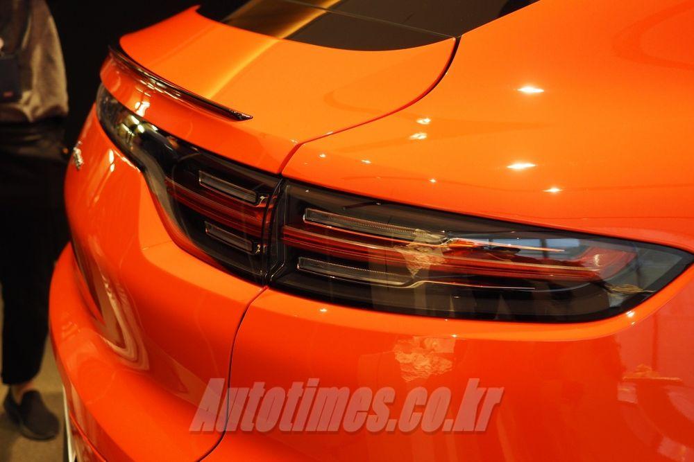 [포토]강렬한 스포츠 SUV, 포르쉐 카이엔 쿠페