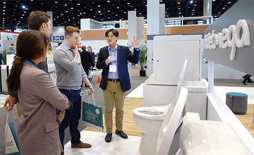 미국 화장실 문화 바꿔 놓은 한국산 제품은?