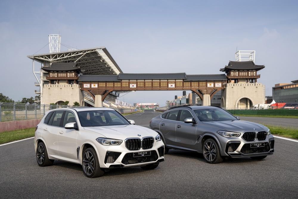 BMW코리아, 초고성능 SUV 'X5 M' 및 'X6 M' 출시