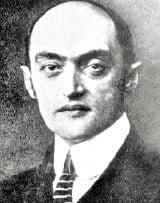 조지프 슘페터 (1883~1950) 오스트리아학파의 경제학자로 '창조적 파괴'라는 개념을 정리했다.