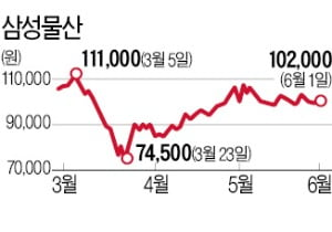 """""""쉴 만큼 쉬었다""""…모처럼 힘쓴 삼성그룹株"""