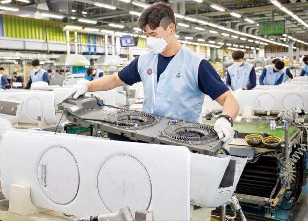 역대급 폭염 온다…삼성 에어컨 공장 풀가동