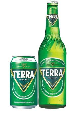 하이트진로, 1초에 22.7병 팔리며 돌풍…'테라 마케팅'으로 올해 1등 맥주 노린다
