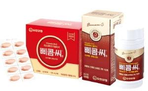 유한양행 삐콤씨, 하루 한 알로 비타민B·C 골고루 섭취