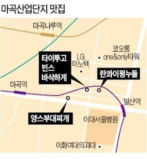 [김과장 & 이대리] 대기업 R&D인재들이 찾는 마곡 맛집