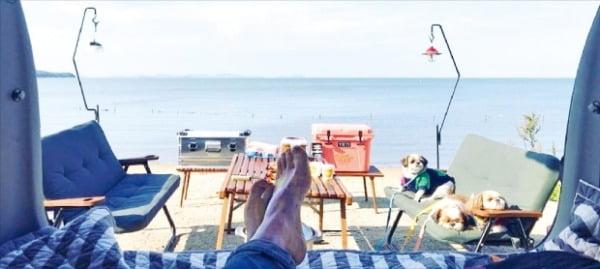 인천 용유도 마시안해변 인천관광공사 제공